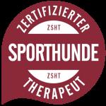 Logo Sporthundetherapeut